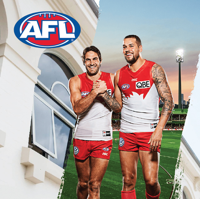 Swans Friendly Venue - all games live and loud