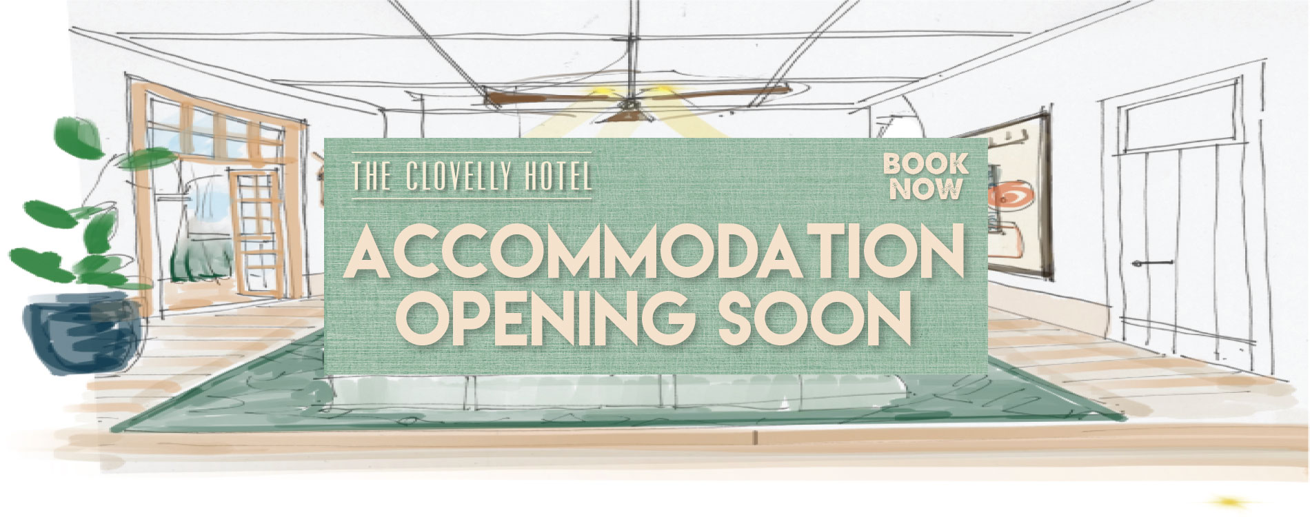 Cloey Accommodation Coming Soon