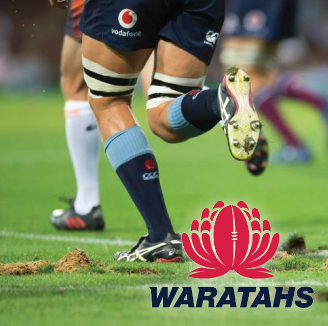 Waratahs live and loud at the Cloey