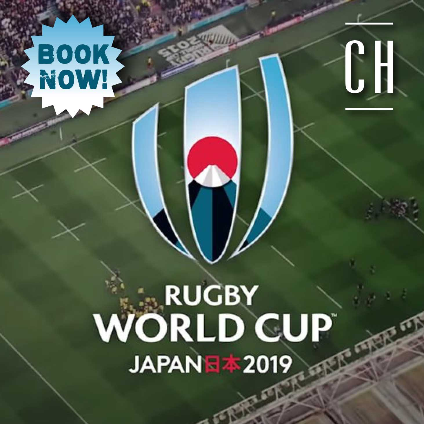 Rugby World Cup Live and Loud at the Cloey