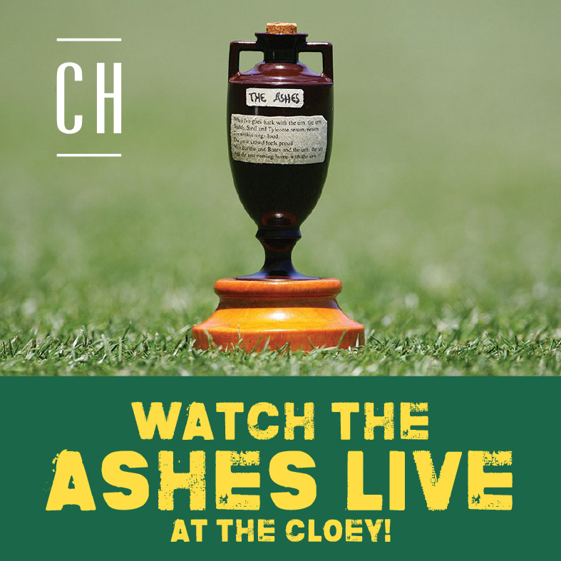Ashes Live and Loud at The Cloey