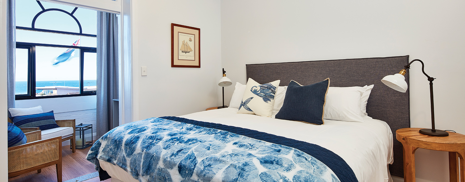 Clovelly King Family Suite